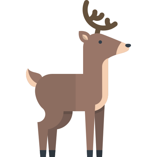 Deer Png Icon