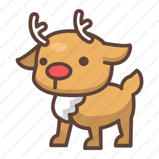Download Deer Icon Inventicons