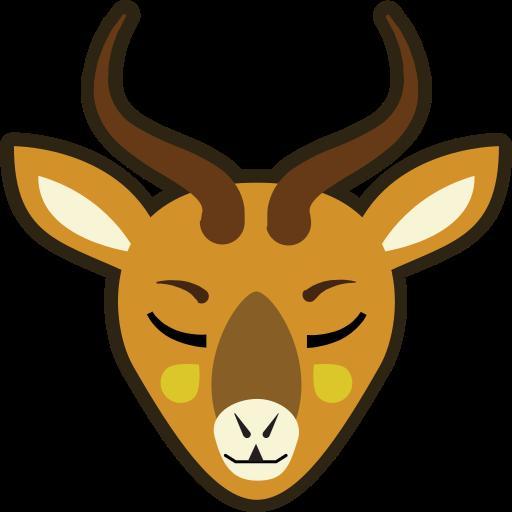 Deer, Animal Icon Free Of Animal