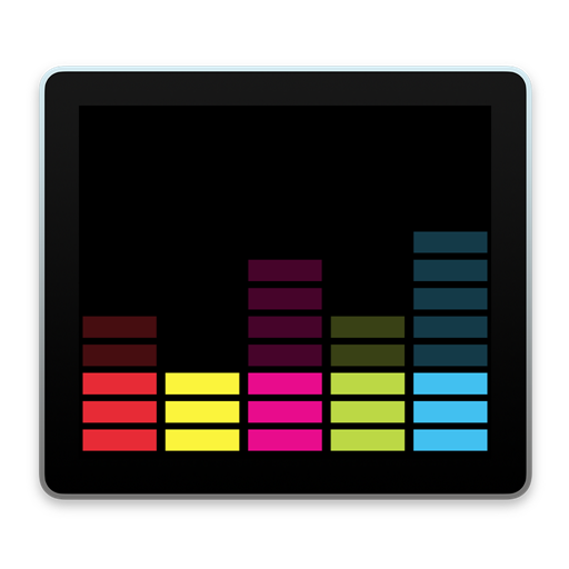Deezer Rectangle Color Jasonzigrino Icon