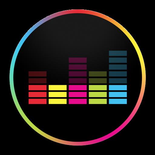 Deezer Round Color Jasonzigrino Icon