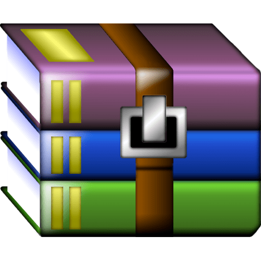 Winrar Icon Transparent Png