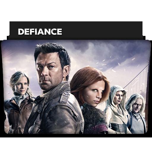 Defiance Tv Series Folder Icon