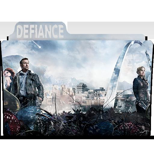 Defiance Folder Icon