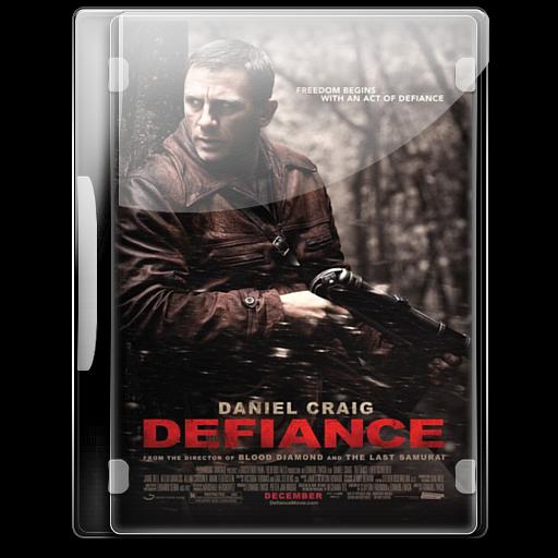 Defiance Icon English Movie Iconset Danzakuduro
