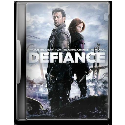 Defiance Icon Tv Show Mega Pack Iconset