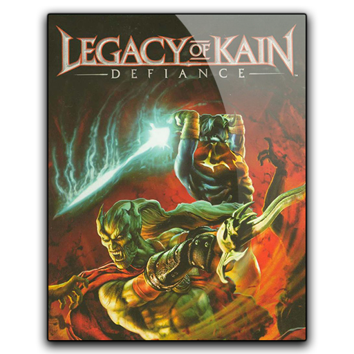 Icon Legacy Of Kain Defiance