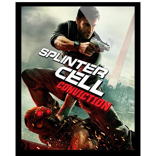 Icon Tom Clancy's Splinter Cell Conviction