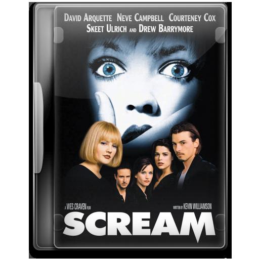 Scream Icon Movie Mega Pack Iconset