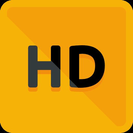 Hd, Ui, Quality, High Definition, Signaling, Hd Icon