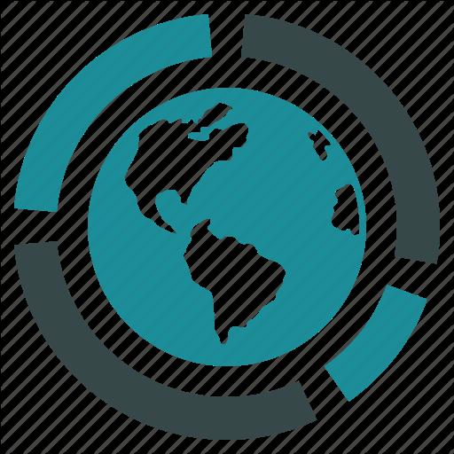 World Diagram Icon