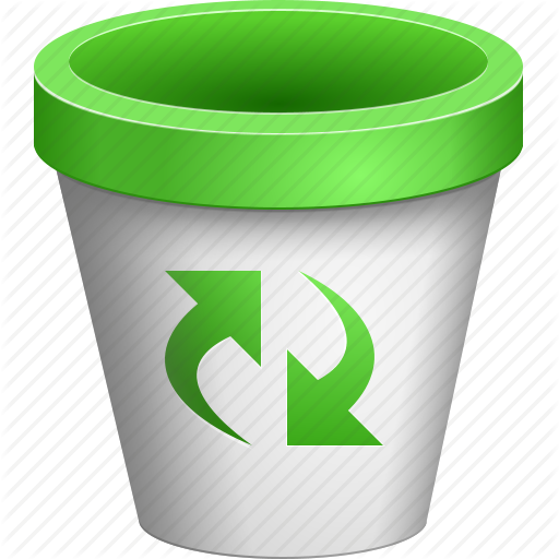 Delete, Dustbin, Recycle Bin, Remove, Rubbish Basket, Trash Can