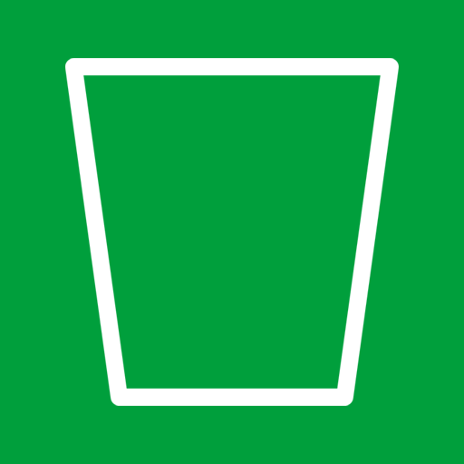 Recycle, Bin, Empty Icon