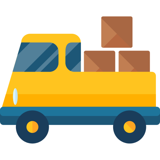 Delivery Truck Png Icon