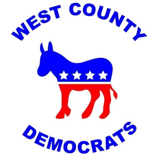 On The Ballot West County Democrats