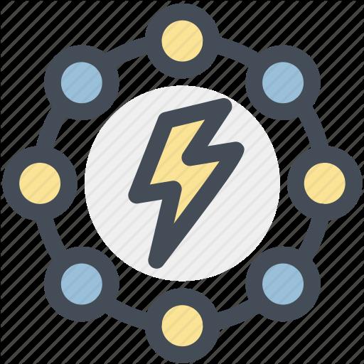 Break, Conflict, Demolition, Disruption, Energy, Light Bolt, Power