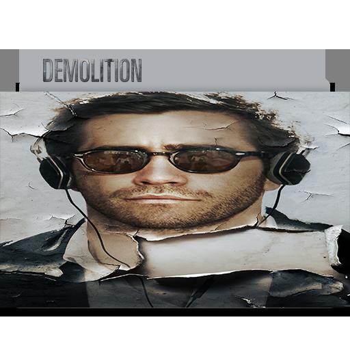 Demolition Movie Icon