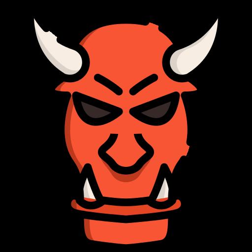 Oni Demon Png Icon