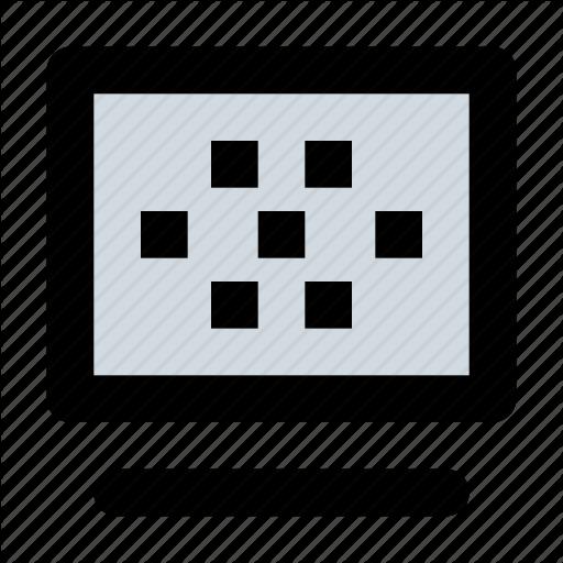 Density, Pixel Density Icon