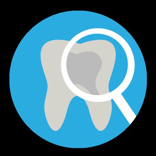Tooth, Teeth, Untitled, Dental, Dentist Icon