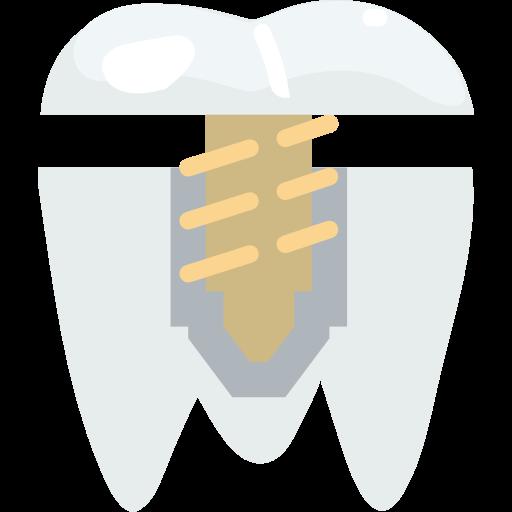 Medical, Dentist, Implants, Teeth, Mouth, Dental, Premolar Icon
