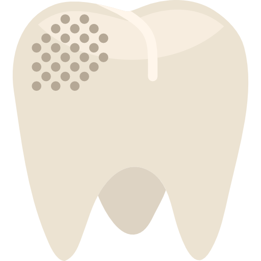 Molar, Gum, Medical, Dentist, Tooth, Dental Icon