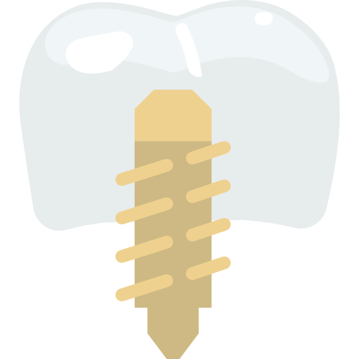 Mouth, Dental, Dentist Icon