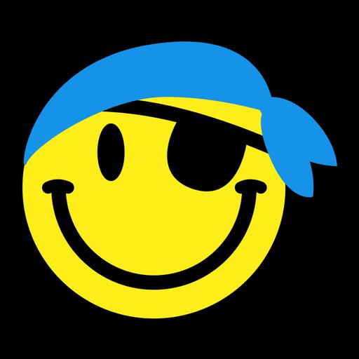 Site Icon Happy Pirate Dr Shawn T Smith
