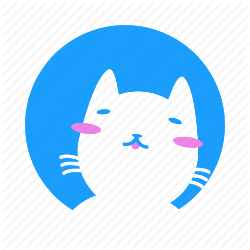 Animal, Cat, Cute, Derp, Lazy Icon