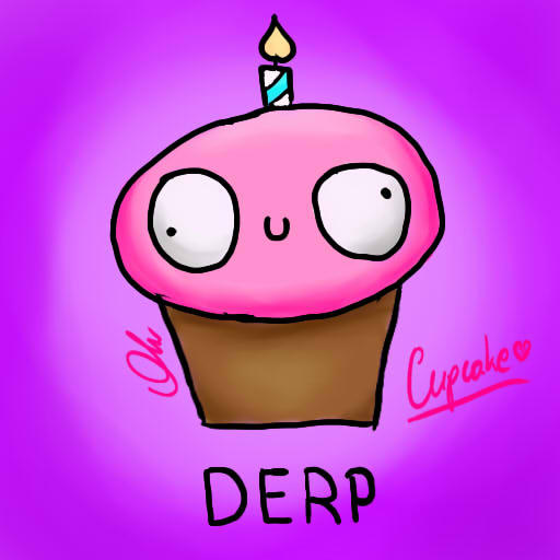Chica's Cupcake Derp