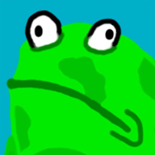 Derp Frog