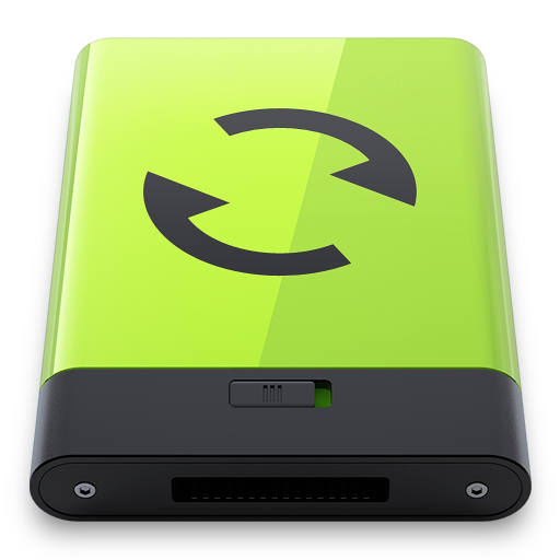 Green Sync Icon Free Download As Png And Icon Easy