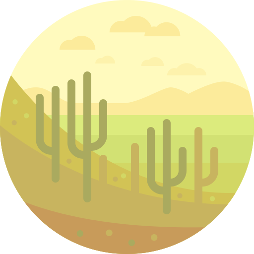 Desert Nature Png Icon