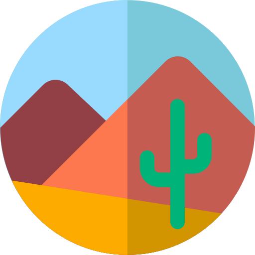 Desert Png Icon