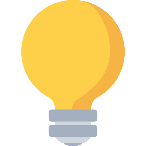 Creative, Design, Idea, Light, Think, Thinking Icon Free
