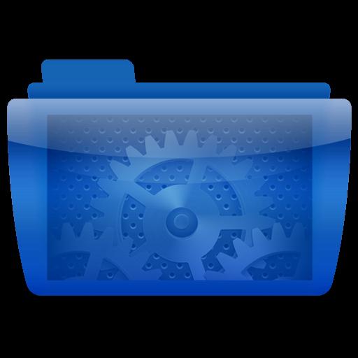 Desktop, Folder, Icon Free Of Colorflow Icons