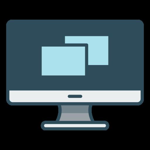 Desktop Icon Office Iconset Vexels