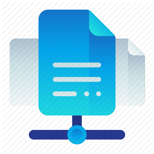 Document, File, Share, Shared, Sharing Icon