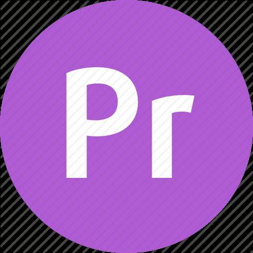 Adobe, Document, File, Format, Premier, Type Icon
