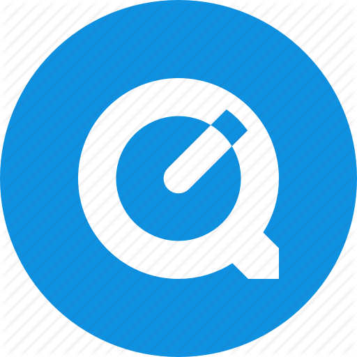 Document, File, Format, Mov, Player, Quicktime, Type Icon