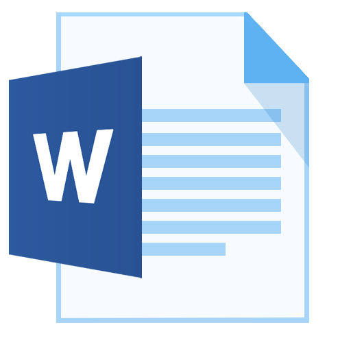 Modernxp Filetype Word Icon Free Download As Png