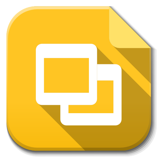 Apps Google Drive Slides Icon Free Download As Png And Formats
