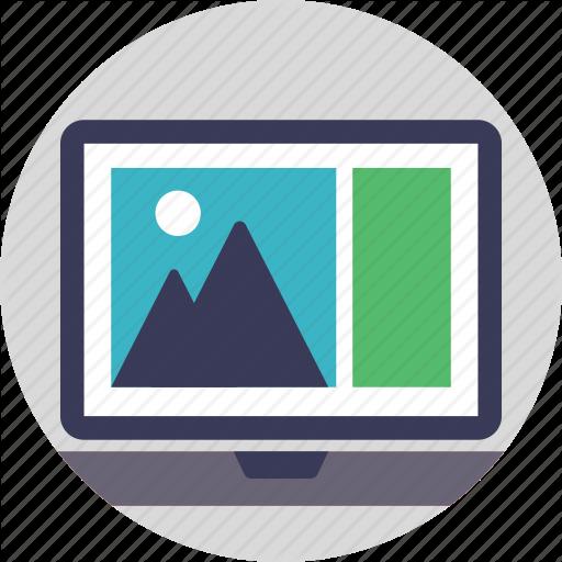 Computer Display, Desktop Wallpaper, Picture Preview, Slideshow