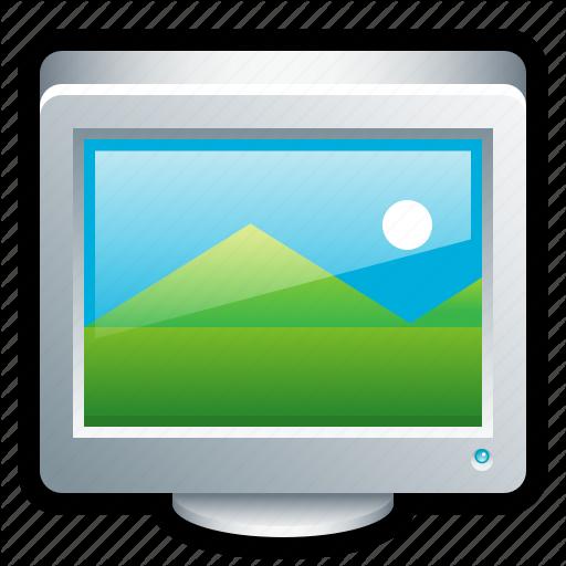 Desktop, Monitor, Pc, Wallpaper, Windows, Xp Icon