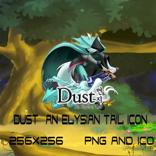Dust An Elysian Tail Icon