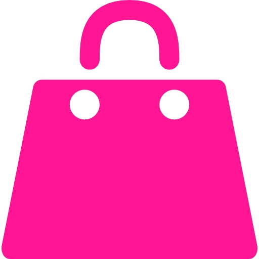 Pink Shopping Bag Icon Desktop Backgrounds For Free Hd Wallpaper