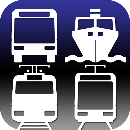 Public Transportation Icon Desktop Backgrounds For Free Hd
