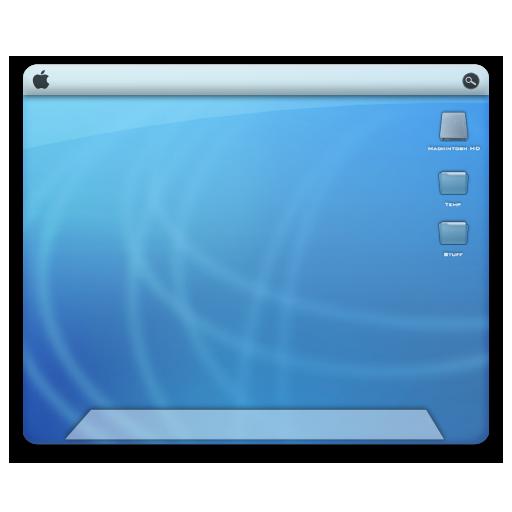 Toolbar Desktop Vintage Icon