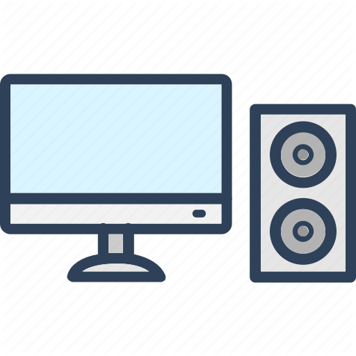 Computer Desktop Electronics Pc Icon