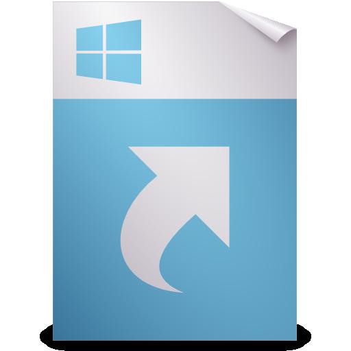 Shortcut, Ms, Application Icon